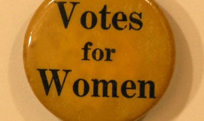 Votes for Women: Suffrage Centennial