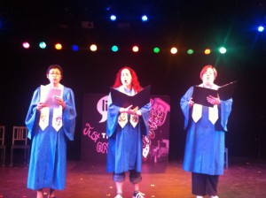 The LG Ladies Choir rocks Bumbershoot!