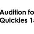 Quickies 15 Auditions!