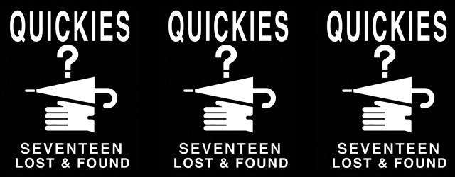 Quickies 17